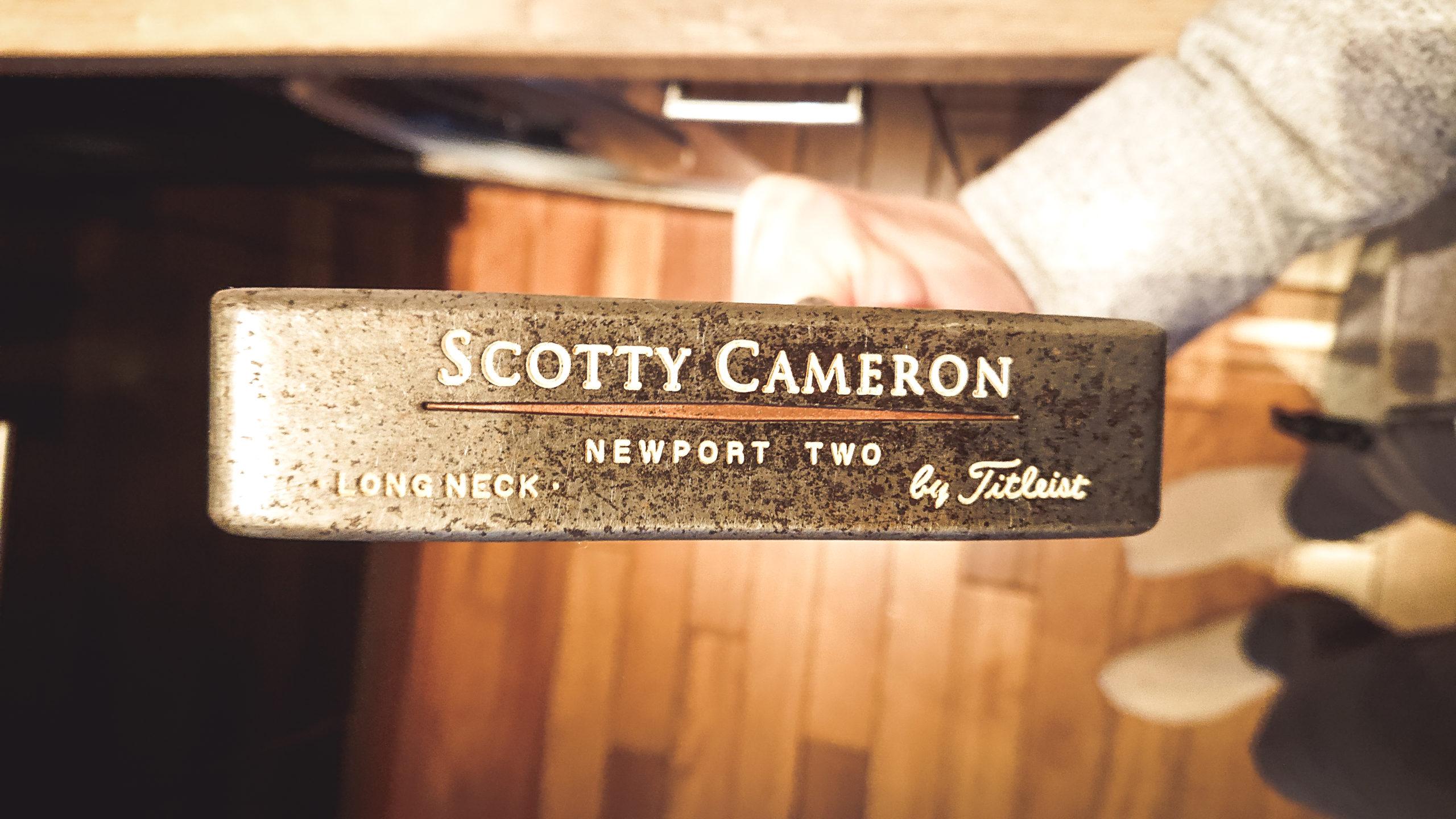 scotty cameron sans peinture